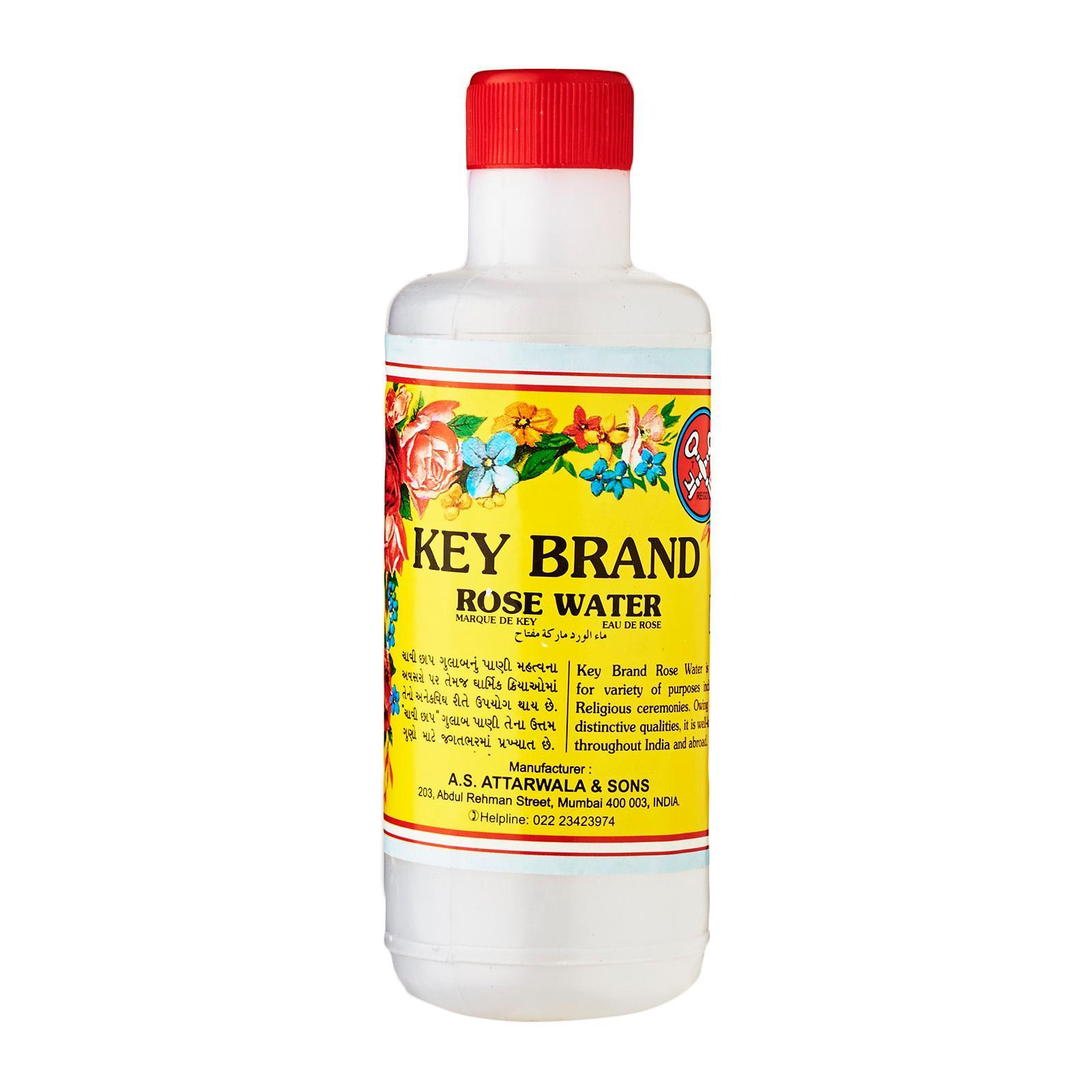 Key Brand Rose Water 200Ml - By Dashmesh