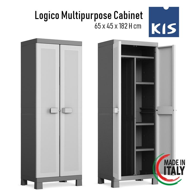 Kis Logico Indoor Multispace Cabinet By The Home Shoppe.