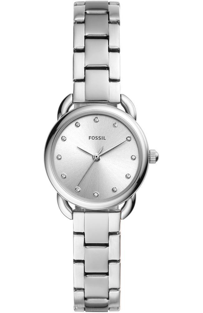 3f4bba5e0c3 FOSSIL ES4496 Tailor Mini Crystals Silver Stainless Steel Bracelet Women's  Watch