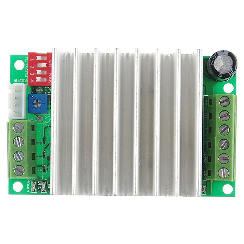 4.5A TB6600 TB6600HG Single Axis Stepper Motor Driver Module Controller Replace TB6560 ALI88