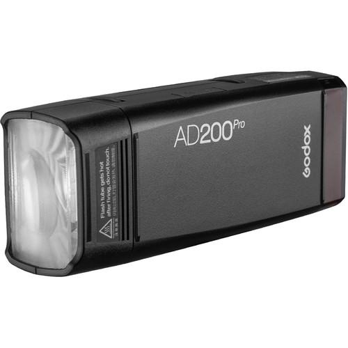 Godox Ad200 Pro Pocket Flash Edslrs 2.4g Ttl Ad200pro Portrait Photography Studio.