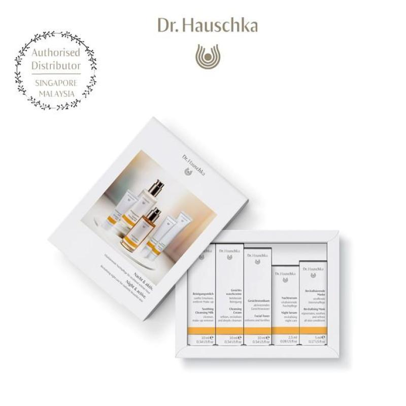 Buy Dr. Hauschka Night & Active Trial Kit Set Singapore