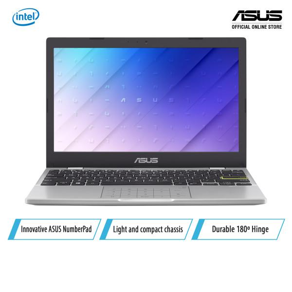 ASUS  E210MA-GJ068TS / 11.6 LED Back-lit/ HD 1366x768 16:9/Intel® Celeron® N4020 Processor 1.1 GHz / 4GB Ram/ 128G eMMC