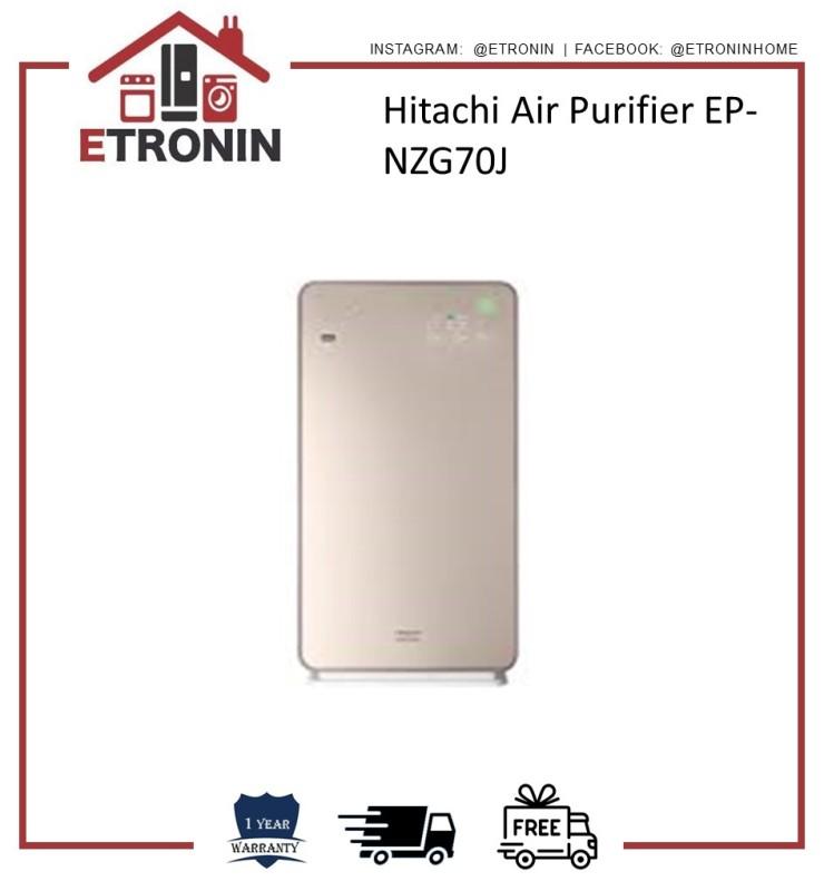 Hitachi Air Purifier EP-NZG70J Singapore