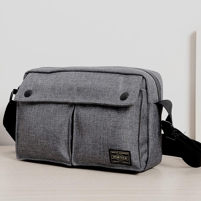 2019 New Products Yoshida Porter Waterproof Single-shoulder Bag Leisure Men And Women Shoulder Bag Riding Messenger Bag Fashion