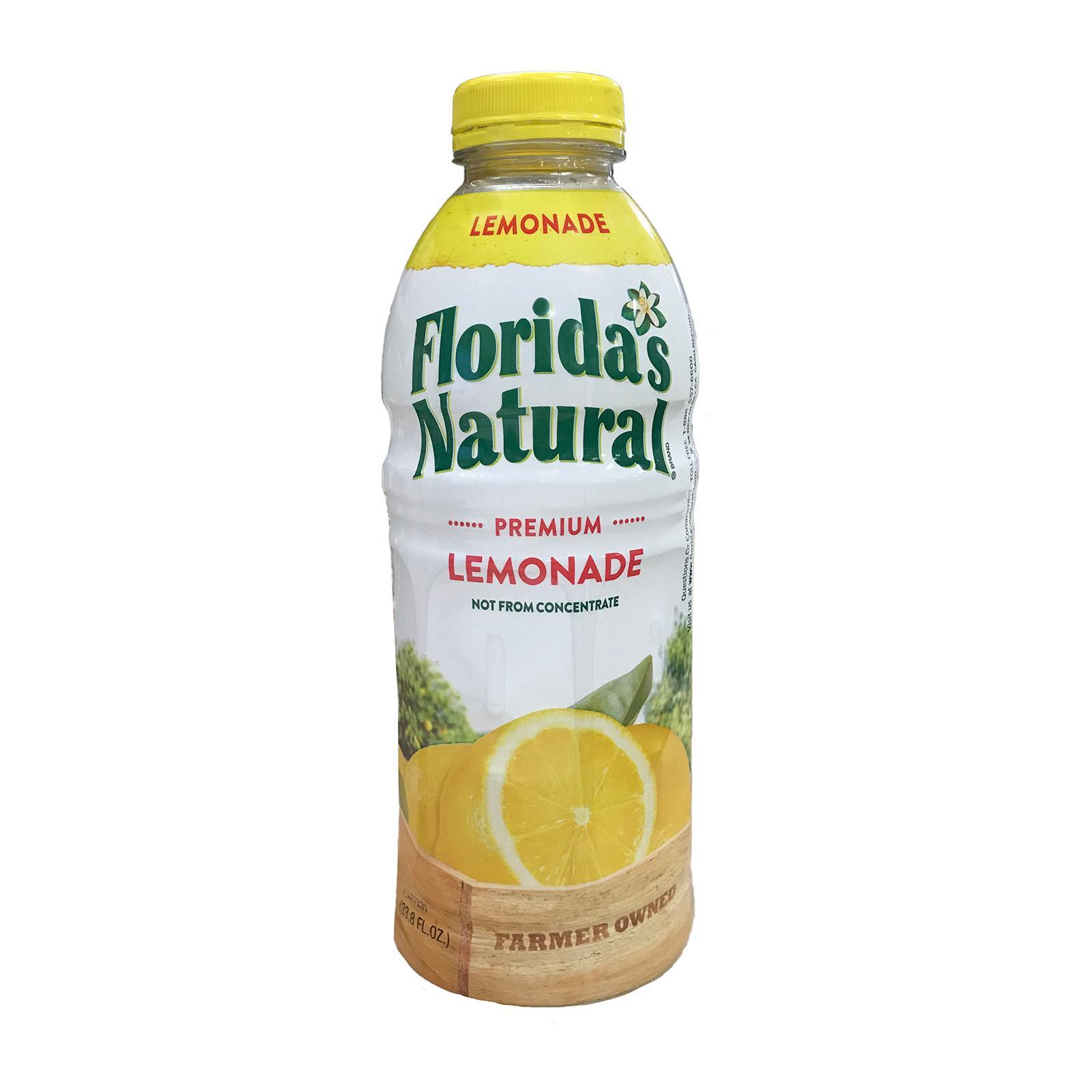 FLORIDA'S NATURAL Lemonade Juice 1L