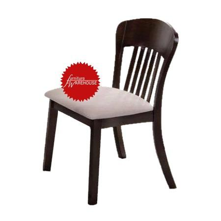 Shane Solid Wood Cushion Seat Dining Chair