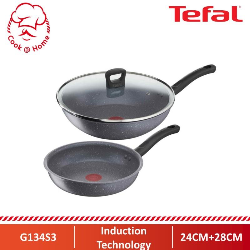 Tefal Cook Healthy 3pcs Set G134S3 Singapore