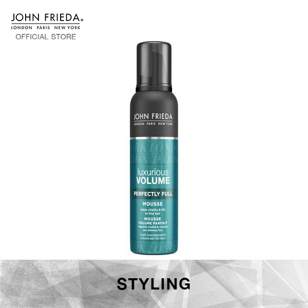 Buy John Frieda Luxurious Volume Perfectly Full Mousse 200ml Singapore