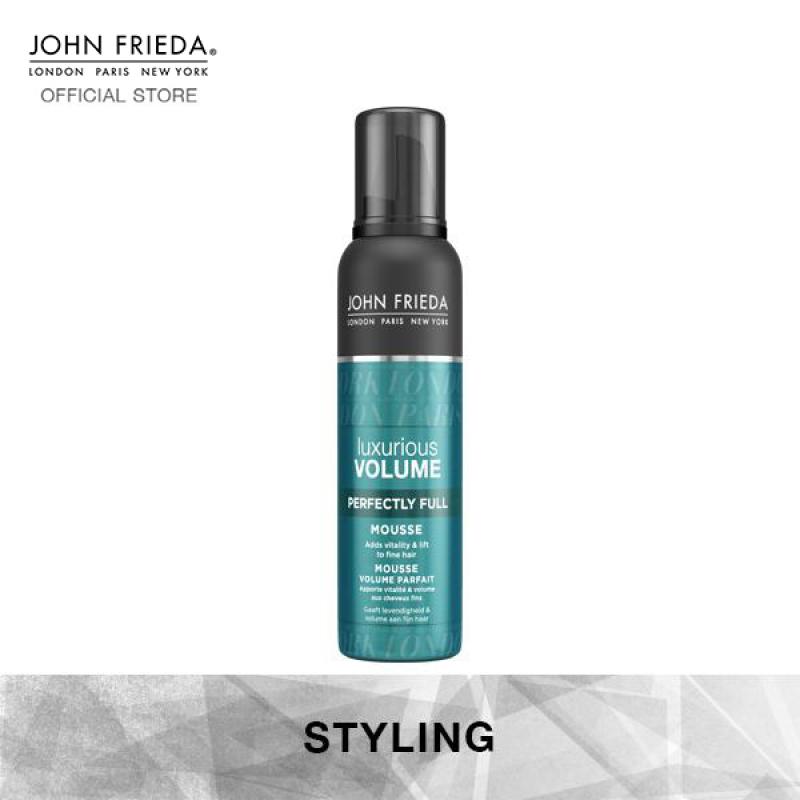Buy John Frieda Luxurious Volume Perfectly Full Mousse 200ml Singapore
