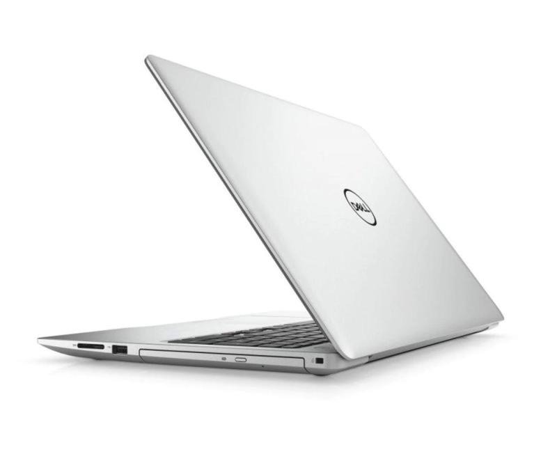 [New Arrival  July 2019]DELL Inspiron 15 Inch (3580) 8th gen i5-8265U Processor 8GB  DDR4 	1TB AMD Radeon 520 Graphics with 2GB GDDR5	Windows 10 Home(64bit)	 DVD Drive 15.6-inch FHD (1920 x 1080) Anti-Glare LED-Backlit Display white 1 year dell warranty
