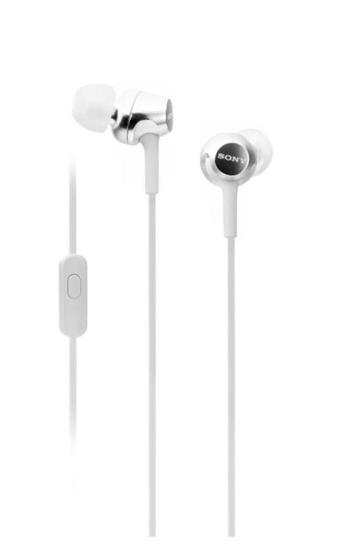 Sony MDR-EX255AP in-Ear Headphones with Mic Singapore