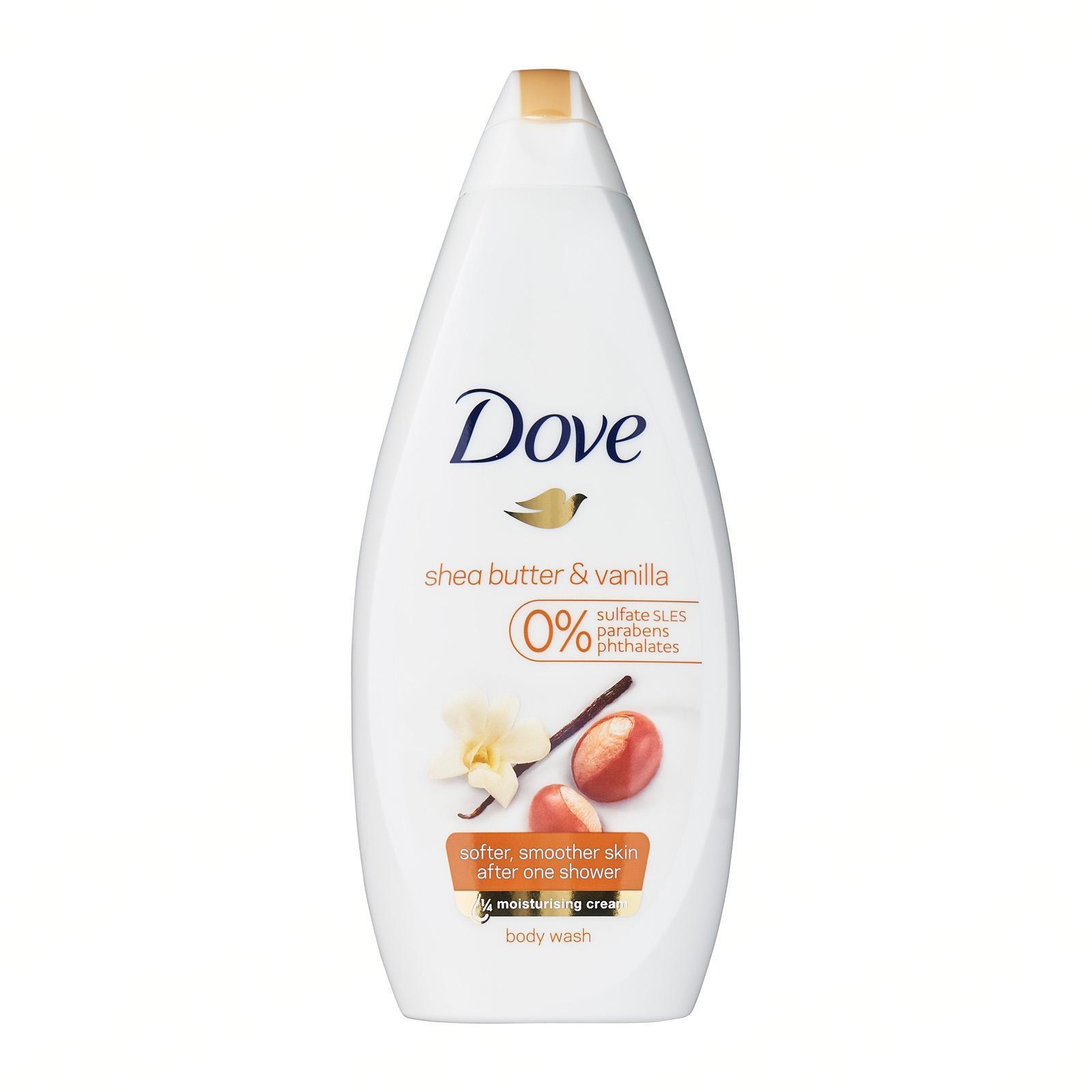 Dove Body Wash Shea Butter and Vanilla