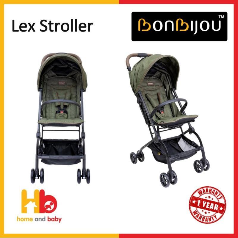 Bonbijou Lex Stroller(2 COLOURS) Singapore