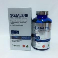 100 Pure Squalene 1000Mg 300 Capsules Shopping
