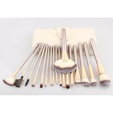 Buy 18 Pieces Make Up Brushes With Pouch