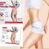 List Price 18Pcs Pack Mymi Wonder Slim Patch For Slimming Belly Arm Leg Weight Lose Yellow Pink Intl Oem