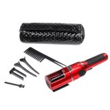 List Price 1Pcs Salon Professional Ladies Split Ends Damaged Hair Automatic Hairstyle Trimmer Tool Us Plug Red Intl Oem