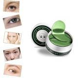 Compare 1Set 60 Pcs Wholesale New Green Tea Powder Gel Collagen Eye Mask Masks Sheet Intl Prices