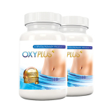 2 Pack Oxyplus 2 Flatter Tummy 120 Tablets Singapore