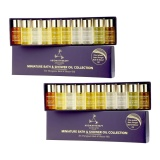 2 Sets Aromatherapy Associates Miniature Bath Shower Oil Collection 10 X 3Ml Intl For Sale Online