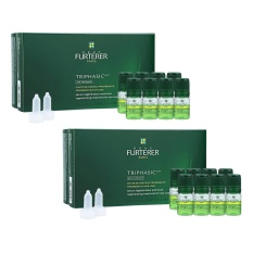 Price 2 Sets Rene Furterer Triphasic Vht Regenerating Treatment Hair Loss 5 5Ml X 8Amp Intl Rene Furterer China