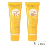 2 X Bioderma Photoderm Max Cream Spf50 With Cellular Bioprotection® 40Ml Intl Deal