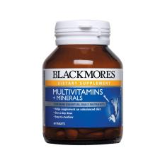 Where Can You Buy 2 X Blackmores Multivitamins Minerals Tab 60S