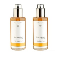 Top 10 2 X Dr Hauschka Clarifying Toner For Oily Or Blemished Skin New Version 100Ml Intl