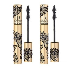 2 x Helena Rubinstein Lash Queen Mascara Sexy Blacks (Waterproof) 0 19oz,  5 8ml 01 Scandalous Black - intl