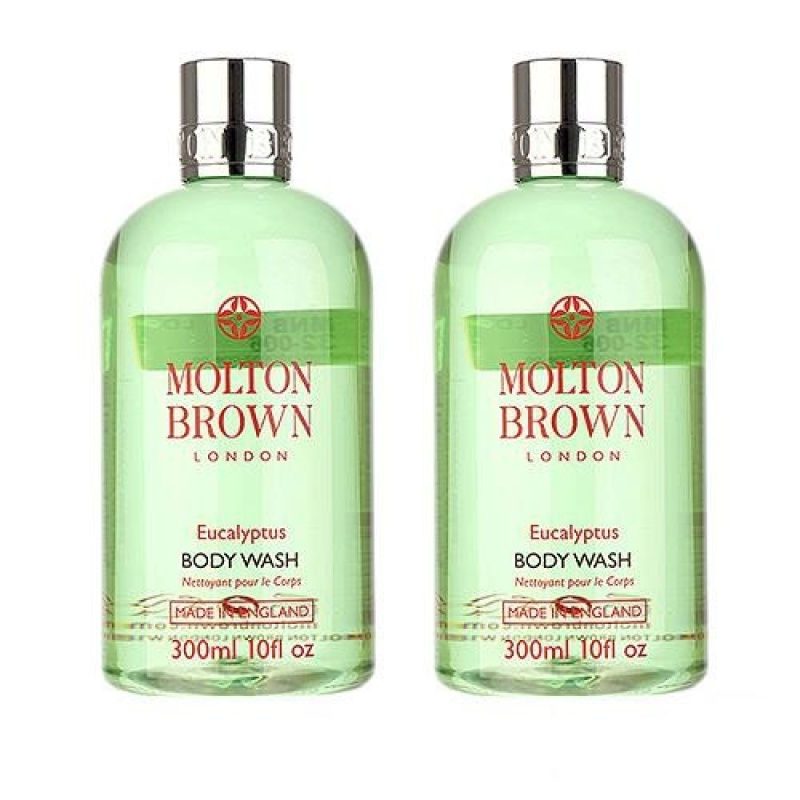 Buy 2 x Molton Brown Body Wash 10oz, 300ml Eucalyptus - intl Singapore