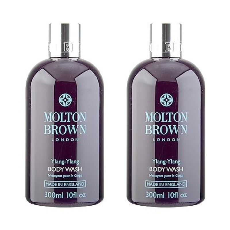 Buy 2 x Molton Brown Body Wash 10oz, 300ml Ylang-Ylang - intl Singapore