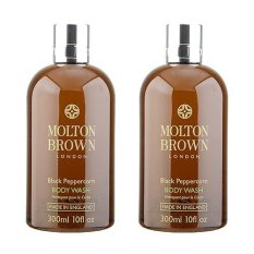 Buy 2 X Molton Brown Body Wash Black Peppercorn Scented Bath Shower 12398 2 Intl Molton Brown Cheap