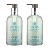 Price 2 X Molton Brown Hand Wash 10Oz 300Ml Mulberry Thyme Intl Singapore