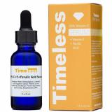 20 Vitamin C E Ferulic Acid Serum By Timeless Skin Care Usa 30Ml Timeless Skin Care Cheap On Singapore