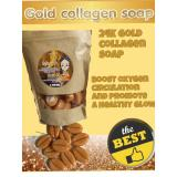 24K Gold Collagen Face Soap Best Price