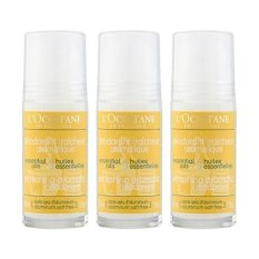 Where To Buy 3 X L Occitane Refreshing Aromatic Deodorant 1 7Oz 50Ml Intl