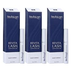 Compare 3 X Revitalash Advanced Eyelash Conditioner 118Oz 3 5Ml Intl Prices