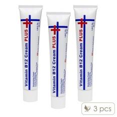 Buy 3 X Swissbel Vitamin B12 Cream Moisturizing Cream 1 69Oz 50Ml Intl Online