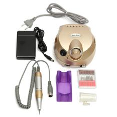 Buy 30000Rpm Pro Manicure Tool Pedicure Electric Drill File Nail Art Machine Kit Set Intl Online China