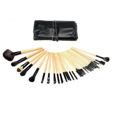 Where To Shop For 32 Pcs Makeup Brush Set Cosmetic Pencil Lip Liner Make Up Kit Holder Bag