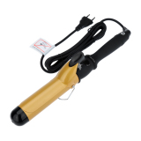 Compare Price 38Mm Ceramic Barrel Hair Curling Iron Hair Wand Curler Roller With Glove Haircare Styling Tool 110 240V Eu Plug Oem On China