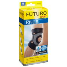 3M Futuro™ Sport Moisture Control Knee Support Medium For Sale