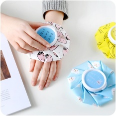 Price 3Pcs Pvc Multifunctional Cold Hot Water Bag Fever Cooling Ice Packs Heat Cold Compress Bag Intl On China