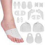 Price Comparisons 9Pairs Set Bunion Valgus Corrector Pain Relief Toe Alignment Spreaders Separators Straightener Intl