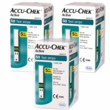 Price Accu Chek Active Test 150 Strips 3 Box Intl On South Korea