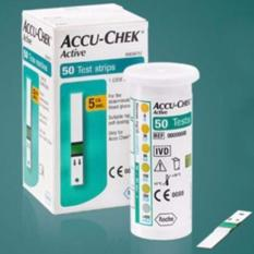 Accu Chek Active Test Strips 50Strips Intl Lowest Price