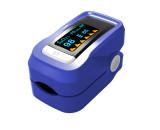 Retail Acediscoball Finger Oximeter Portable Edical Pulse Blood Oxygen Spo2 Monitor Pr Heart Rate Moniter Led Display Handheld Portable Purple Intl
