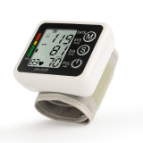 Review Acediscoball Portable Automatic Wrist Digital Blood Pressure Monitors Health Pulse Rate Monitor Export Acediscoball On China