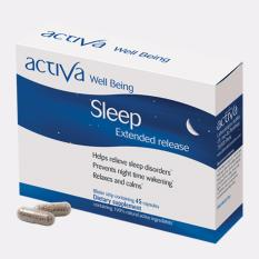For Sale Activa Well Being Sleep 45 Capsules